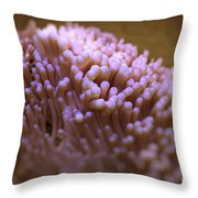 Cilia Of The Respiratory Tract Throw Pillow