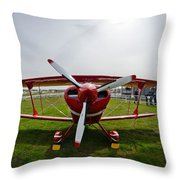 Pitts S2a Special Throw Pillow