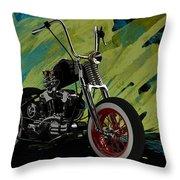 Custom Bobber Throw Pillow