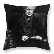 David Brewster (1781-1868) Throw Pillow