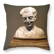 Di Lorenzo's Young Saint John The Baptist Throw Pillow