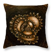 Drill Baby Drill Throw Pillow