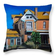 Dwelling Throw Pillow