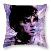 Edie  Throw Pillow
