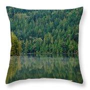 Egmont Bc Throw Pillow
