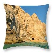 El Arco De Cabo San Lucas Throw Pillow