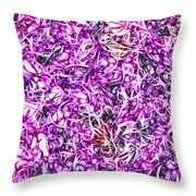 Entwined Throw Pillow