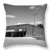 Erick Ok - Sheb Wooley Avenue Throw Pillow by Frank Romeo