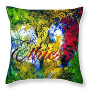 Ethics Throw Pillow