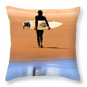 Everything Alright Throw Pillow