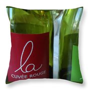 Falalalala Throw Pillow