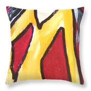 Fashion Art Throw Pillow