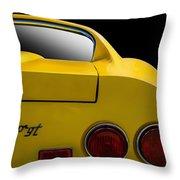 Ferrari Dino Throw Pillow
