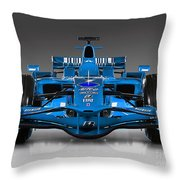 Ferrari Formula 1 Throw Pillow