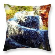 Finlay Park Fountain 3 Throw Pillow
