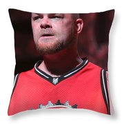 Five Finger Death Punch  Throw Pillow