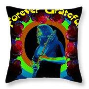 Forever Grateful Throw Pillow