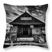 Foster's Mill Store Throw Pillow