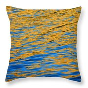 Fully Involved Throw Pillow