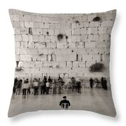 G-d Is One Throw Pillow