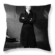 George Canning (1770-1827) Throw Pillow