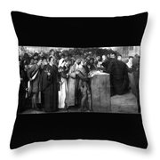 George Wishart (1513-1546) Throw Pillow