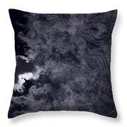 Goddess Vision Throw Pillow
