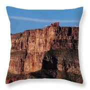 Grand Canyon West Throw Pillow