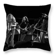Grateful Skynyrd  Throw Pillow