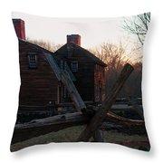 Hartwell Tavern  Throw Pillow