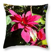 Hawaiiana 5 Throw Pillow