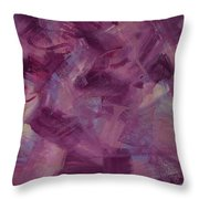Hidden Beauty Throw Pillow
