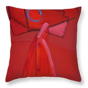 Hot Dog Throw Pillow