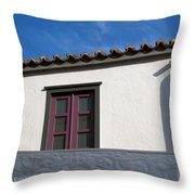 Hydra House Throw Pillow