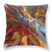 If Blessings Were Colors Throw Pillow