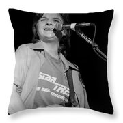 Indigo Girls Throw Pillow