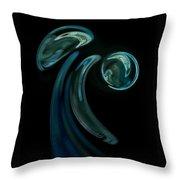 Inspirations 9 Throw Pillow by Sara  Raber