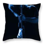 Jerry Blue Sillow Throw Pillow
