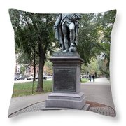 John Glover (1732-1797) Throw Pillow