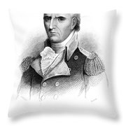 John Stark (1728-1822) Throw Pillow