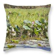 Kakadu Life Throw Pillow