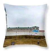 Kazan. Kremlin Throw Pillow