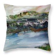 Kern River Throw Pillow