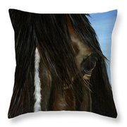 Kindred Soul Throw Pillow