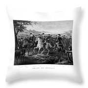 Lee And His Generals Throw Pillow by War Is Hell Store