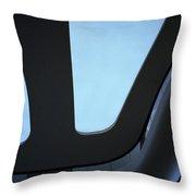 Light And Shade Throw Pillow