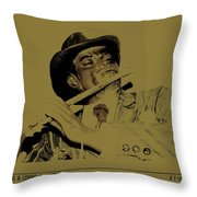 Living And Loving That Jazz Throw Pillow