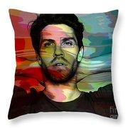 Lo Fang Matthew Hemerlein Throw Pillow