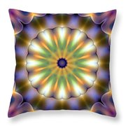 Mandala 105 Throw Pillow