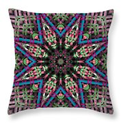 Mandala 31 Throw Pillow